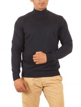Exotic blue colored sweater should be the perfect choice this winter available at Deisgner Kapde