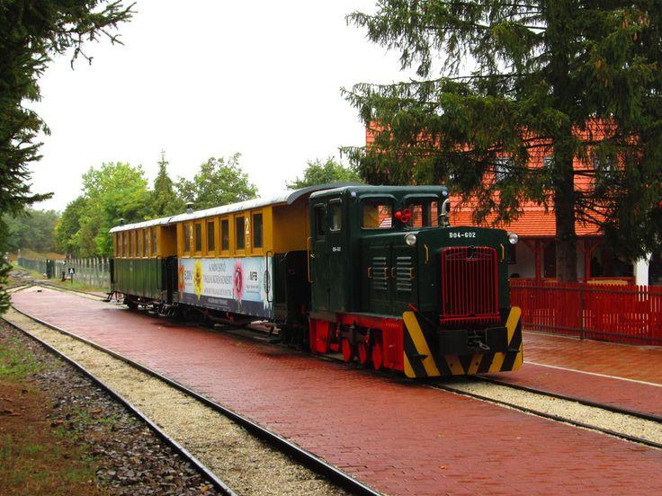 Szilvásvárad Forest Train