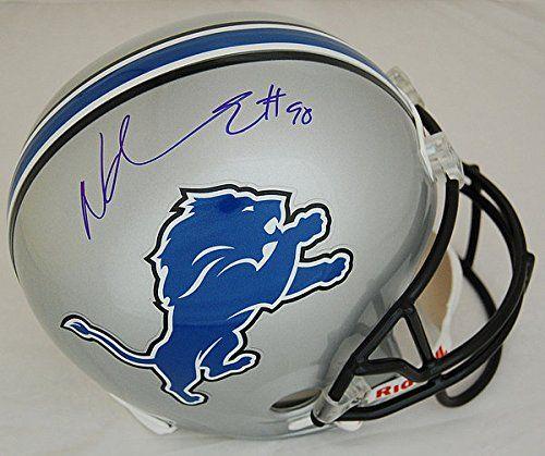 Ndamukong Suh Detroit Lions Helmet