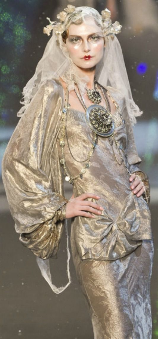 John Galliano #hindi sad diamonds