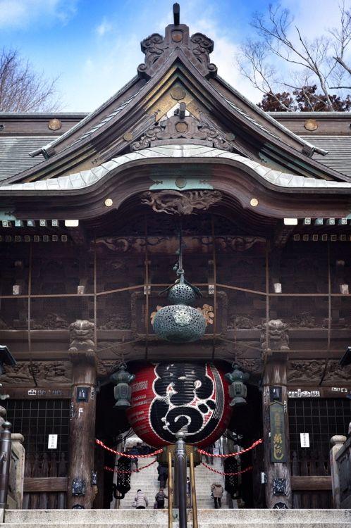 Temple à Narita - Japon