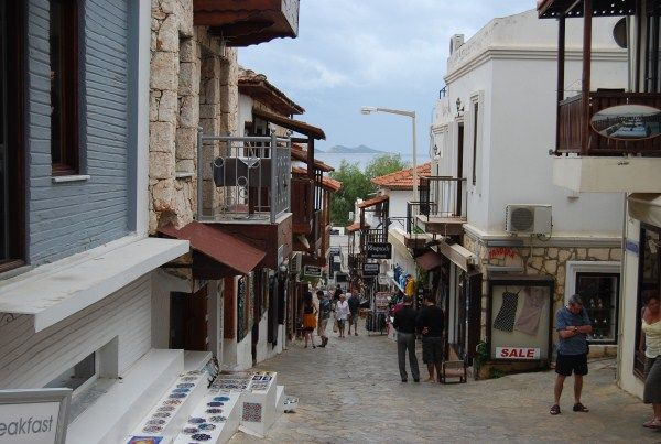 Kalkan : Solo Holidays in Turkey
