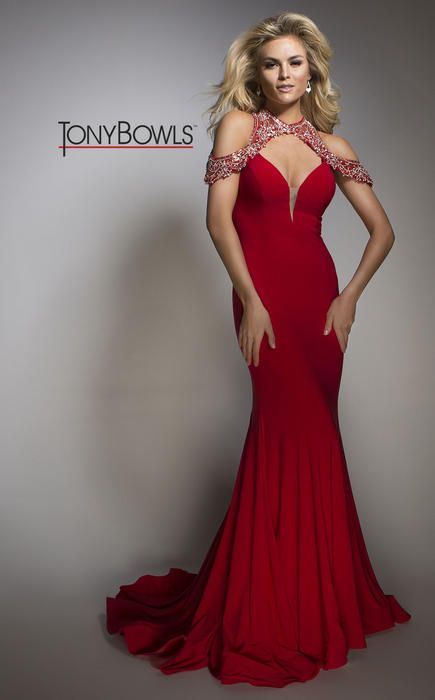 Tony Bowls Collection TB117270  Tony Bowls Evening Coco's Chateau Gowns: Prom, Pageant, & more