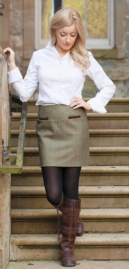 Dubarry Clover Skirt New 149 Women 39 S Fashion Pinterest Tweed Country Fashion And Free Uk