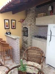 Resultado de imagem para decoração churrasqueira espaço pequeno
