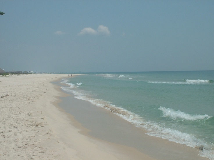 In The Best Secluded Beach Alabama West Located On Historic Fort Morgan Peninsula Stretches Few Miles Of Gulf Ss