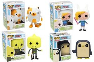 More 'Adventure Time' Pop Vinyl Figures Coming From Funko This Fall