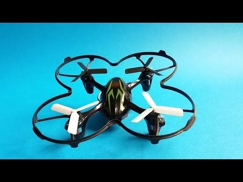 Hubsan X4 (H107C) 3 leafs vs 2: part 1 (#151) - YouTube