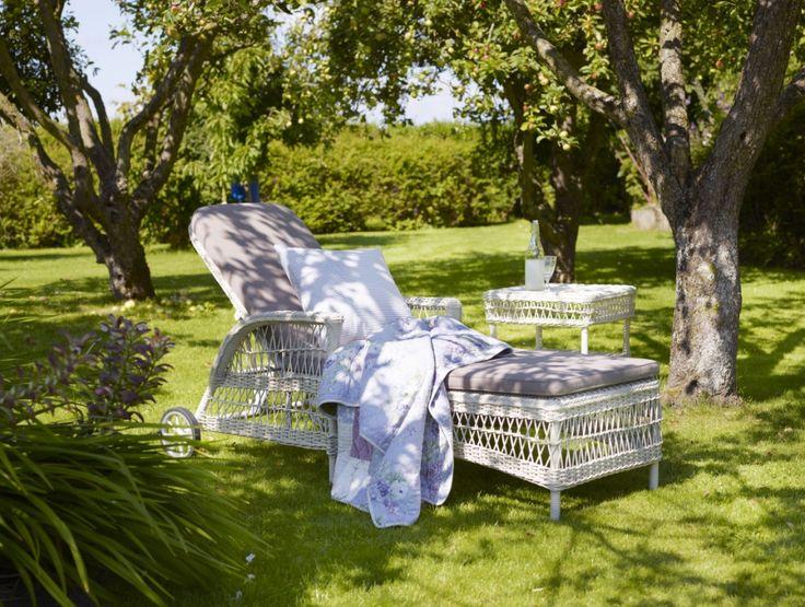 Meble ogrodowe łóżko ogrodowe DAISY