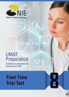 Book 8 : UMAT Practice Test