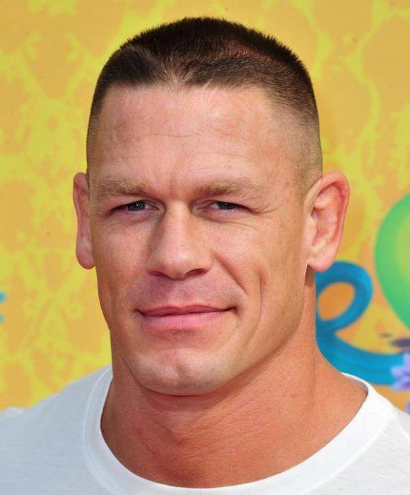John Cena Buzz Schnitt Manner Frisur