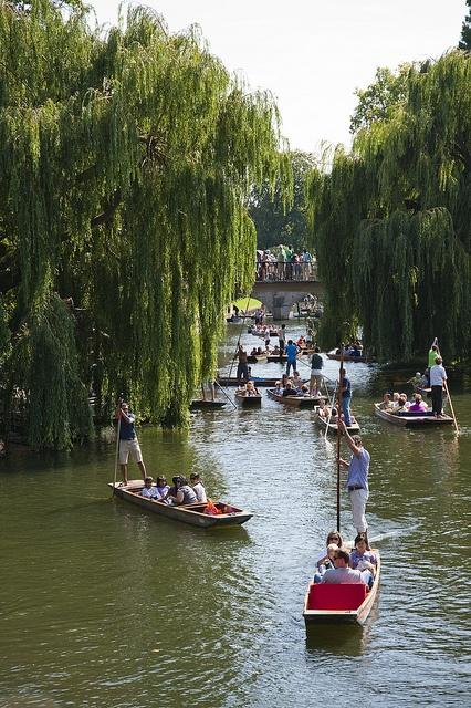 Cambridge Canel by A7design1, via Flickr
