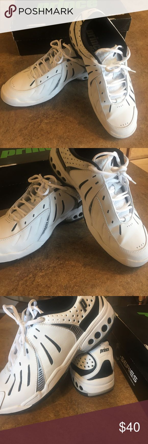 Prince Tennis Shoes New! Only tried on! Prince Shoes Athletic Shoes