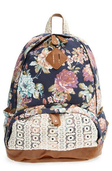 Nila Anthony Floral Print Backpack | Nordstrom