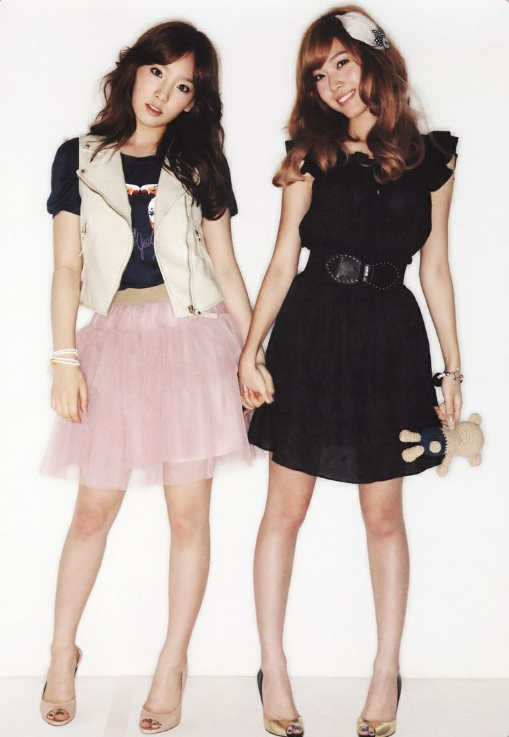 SNSD, Girls Generation Taeyeon Jessica | Snsd, girls ...