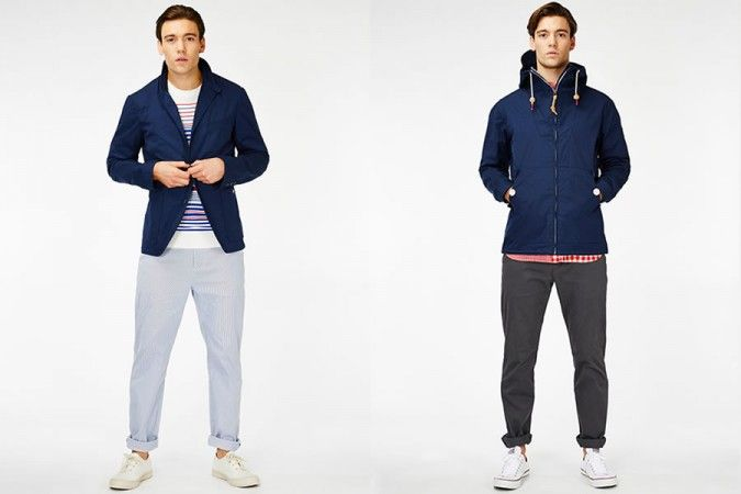 Penfield Spring/Summer 2015 Men's Lookbook | FashionBeans.com
