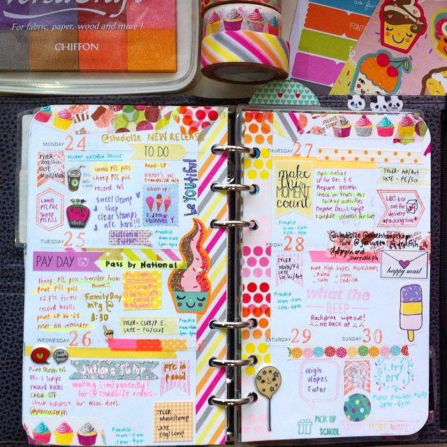 Agenda créatif