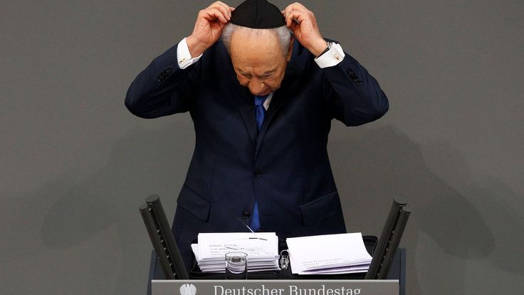 Shimon Peres cimentó el poder militar israelí trabajó sin descanso por la paz - LA NACION (Argentina)