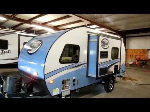 2017 1/2 Rpod 180 at Couch's RV Nation a RV Wholesalers of R-Pods - YouTube