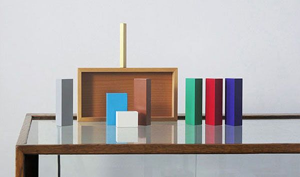 Merry Minimalist Christmas! A Nativity Made of Blocks