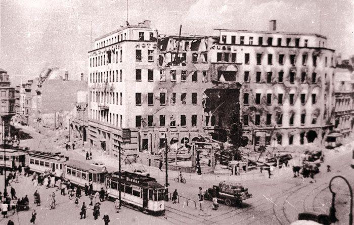 Halle Saale   alte Fotos der Stadt   historische Bilder aus Mitteldeutschland   Historical pictures of Halle Saale