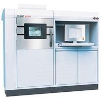 EOSINT M 280  Price Unknown  Prints metal products by laser sintering #lasersintering