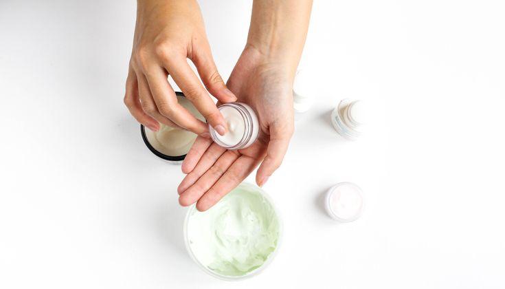 #cosmetics #crem #natural #ingrediens #beauty #flatlay