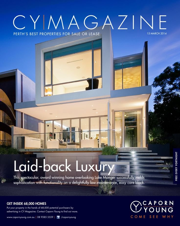 CY Magazine - Issue 2 #realestate #perth