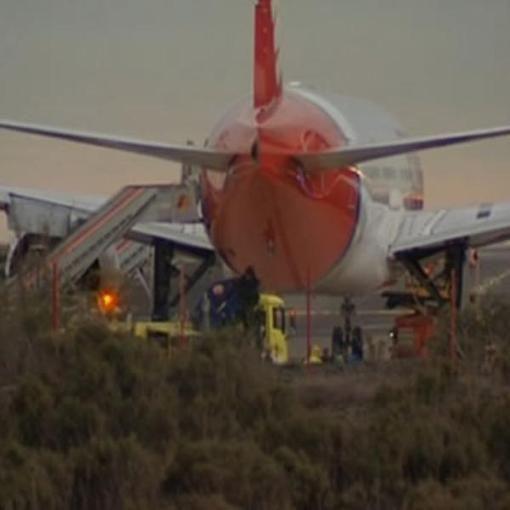 Islas Canarias: Avión con chilenos aterriza de emergencia - Terra Chile