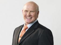 Terry Bradshaw the host of Viewpoints TV