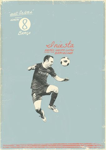 Soccer Ad with Iniesta