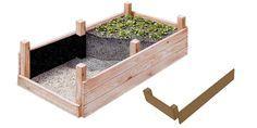 Hochbeet Bauanleitung | Selber bauen | Garten