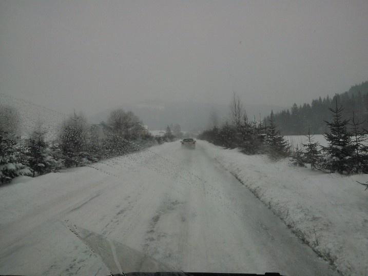 Ice Road Truckers - na miarę naszych możliwości