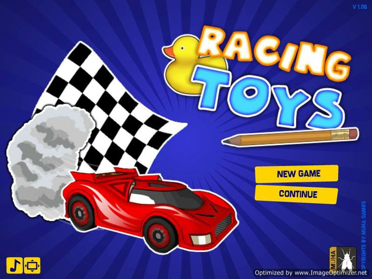 Race toy cars around a desk, bathroom floor and a kitchen table. Earn cash to buy upgrades.