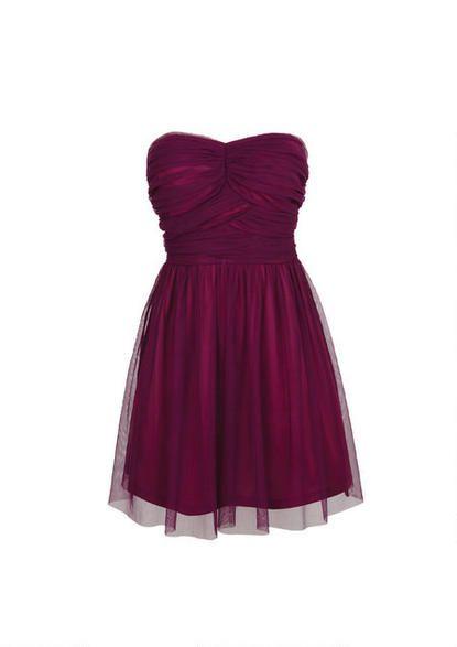 Mesh Party Dress