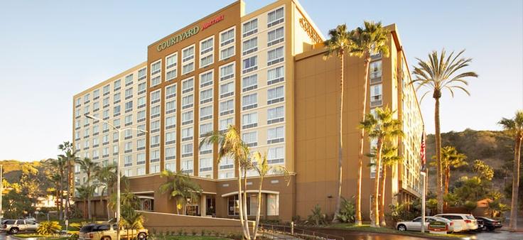 Courtyard Marriott San Diego, Mission Valley Hotel - San Diego Zoo Hotels near SeaWorld California