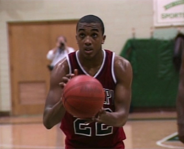 Hoop Dreams (1994) William Gates, Arthur Agee, Emma Gates - Director: Steve James  IMDB: A film following the lives of two inner-city Chicago boys who struggle to become college basketball players on the road to going professional.