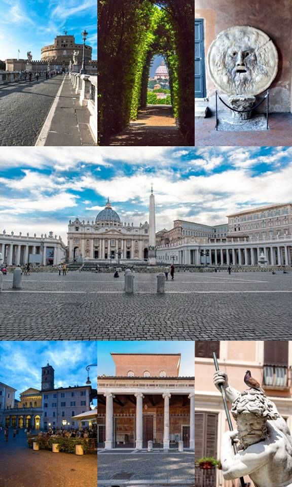 Rome, the beauty of the Extraordinary Jubilee