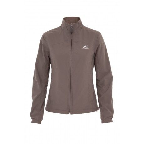 K-Way's Krypton is a full-zip nylon and heavyweight fleece reversible jacket. The jacket side is made from water repellent nylon and features a water-resistant peachskin finish. The reverse side is made from polyester micro fleece, with a brushed, anti-pilling 3m finish. The jacket features elasticated cuffs and an adjustable hem.