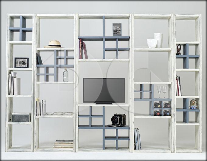 Bookcase-Puzzle