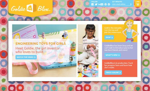 Creating Young Female Engineers One Toy at a Time - Goodnet