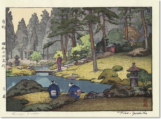Japanese Gardens Online A Comprehensive Online Handbook