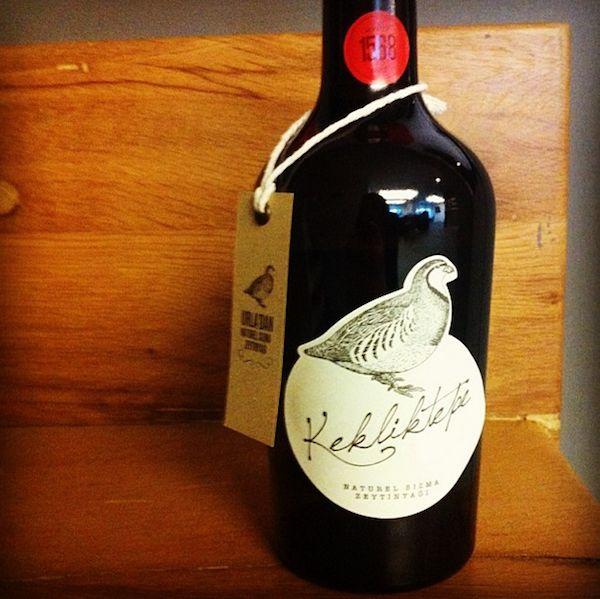 A #beautiful #gift of #Kekliktepe hand bottled #Aegean #Olive #Oil from #Urla. One of only 1568 #bespoke #bottles produced. Thank you @Shaquanna Haile Db Akyıldız :) #Turkish #OliveOil #food #foodie #cooking #ingredient #natural #naturel #sizma #zeytinyağı