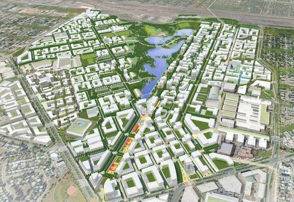 Blatchford redevelopment master plan