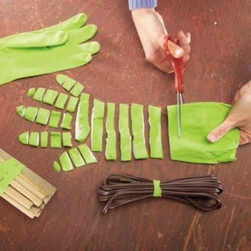 come riutilizzare oggetti rovinati