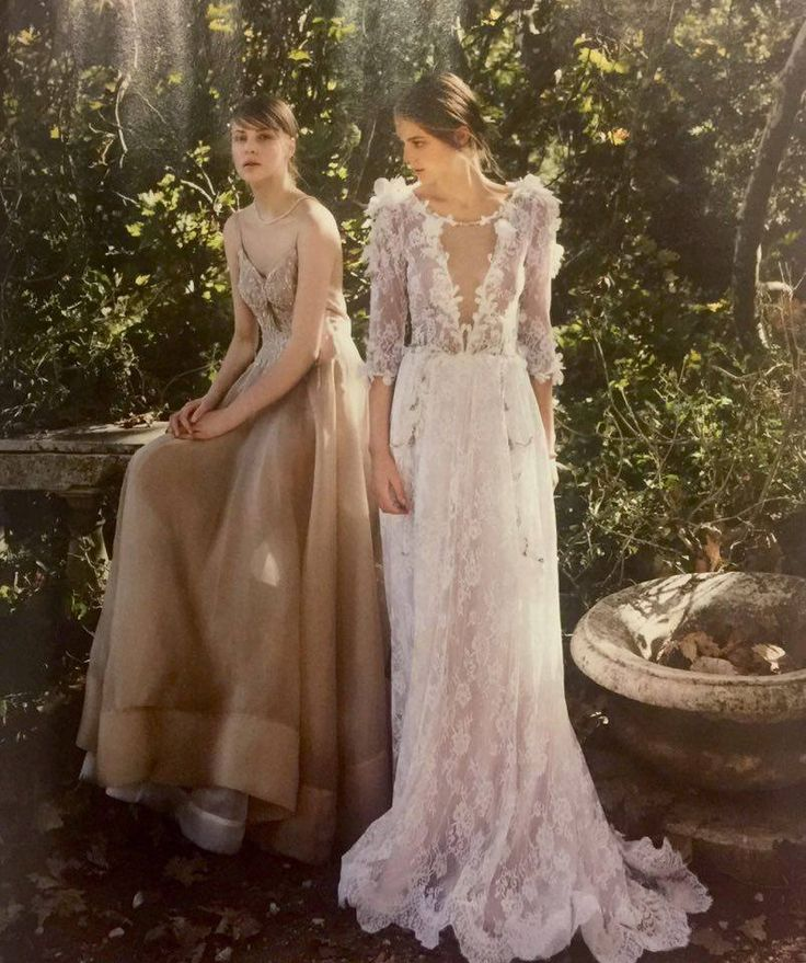 Madame Figaro November 2016 - Made Bride by Antonea wedding dress