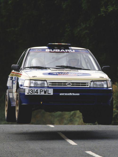 Subaru Legacy - Group A