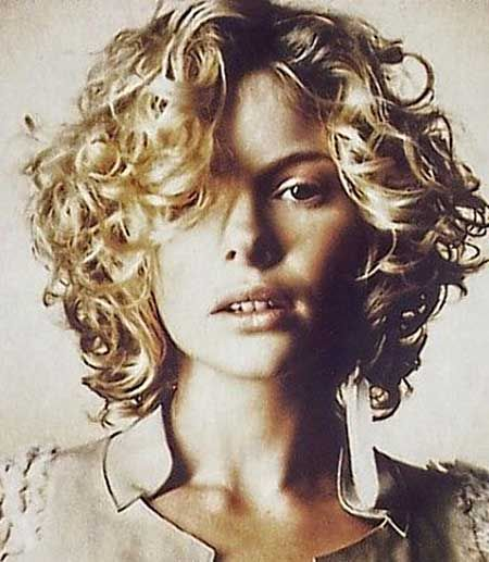 Pleasing 1000 Ideas About Messy Curly Hairstyles On Pinterest Curly Hairstyle Inspiration Daily Dogsangcom