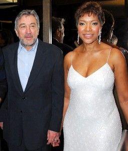 Robert De niro and wife Grace Hightower