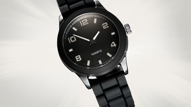 Reloj negro deportivo   Oriflame Cosmetics